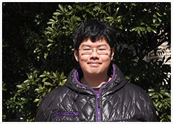法学科 2015年3月卒業 荻原 裕樹さん