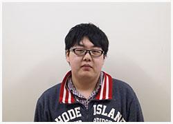 法学科 2016年3月卒業 人見 崇徳さん