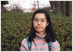 法学科 2016年3月卒業 柏木 美樹さん