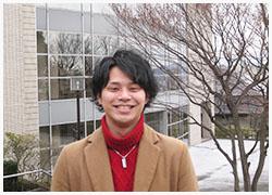 法学科 2016年3月卒業 川村 凌さん