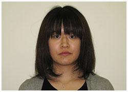 法学科 2016年3月卒業 中藪 茉莉子さん
