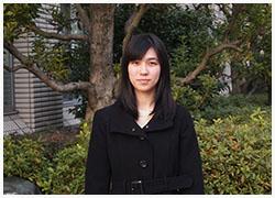 法学科 2016年3月卒業 大見謝 七恵さん