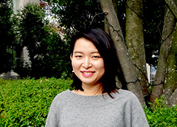 法学科 2017年3月卒業 鈴木 咲紀さん