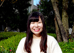 法学科 2017年3月卒業 髙橋 侑莉さん